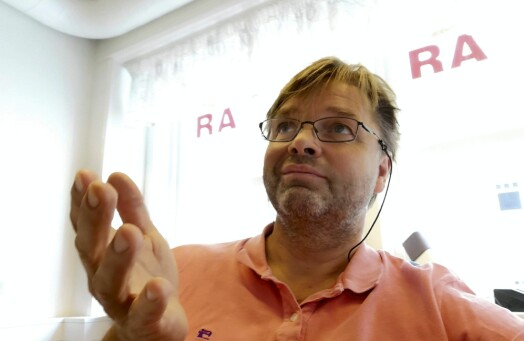 Torfinn Skåttet er ny ansvarlig redaktør i Aust-Agder Blad