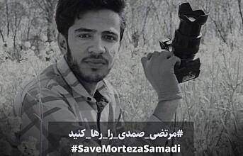 Journalistorganisasjon krever at Taliban løslater Morteza Samadi