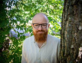 Hans Cosson-Eide, klimakoordinator i NRK.