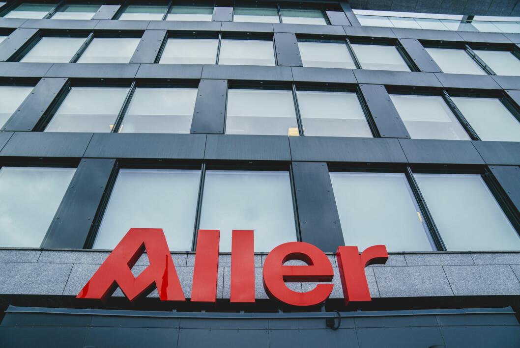 Her skal det snart jobbe flere: Aller Medias lokaler på Økern i Oslo.