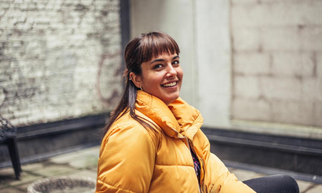 Morgane Fauconnier er ny journalist i Journalisten