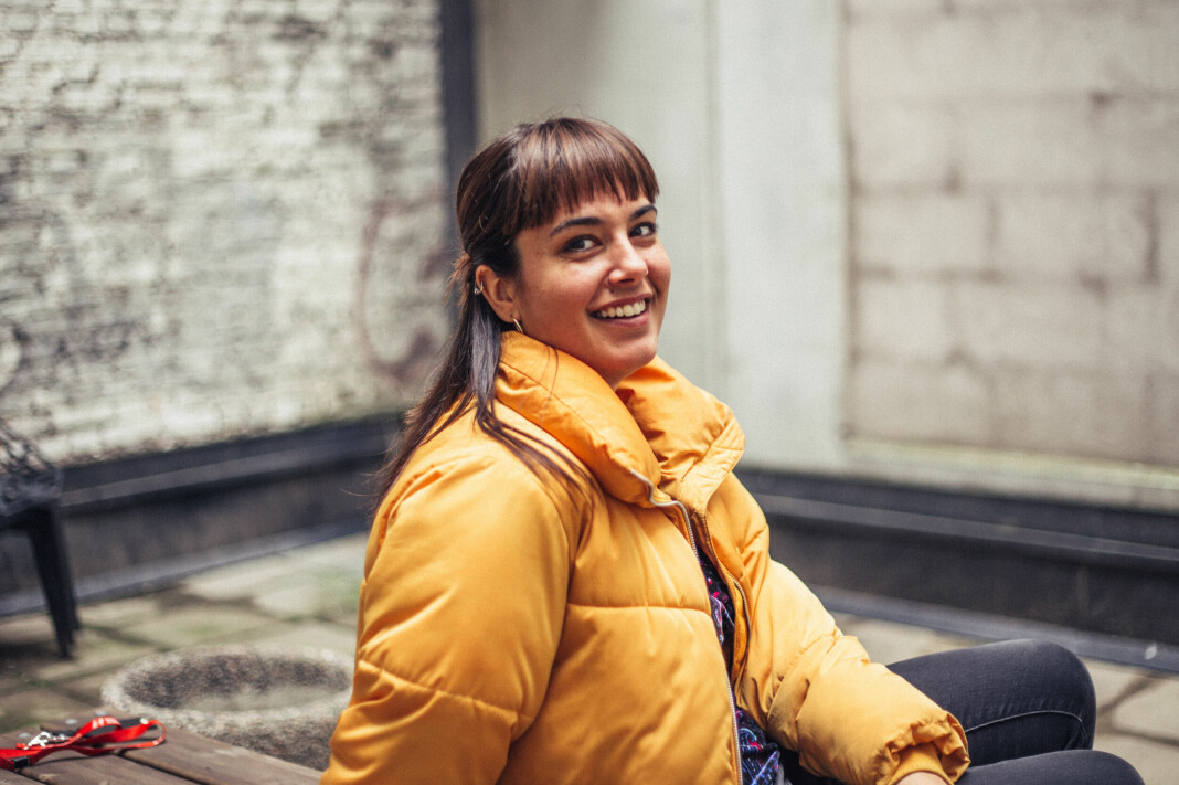 Morgane Fauconnier er den tredje journalisten som er ansatt i Journalisten i år.