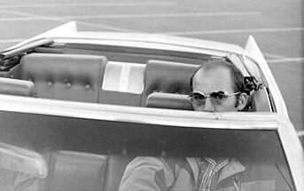 Et halvt århundre med frykt og avsky: 50 år har gått siden Hunter S. Thompson dro til Las Vegas