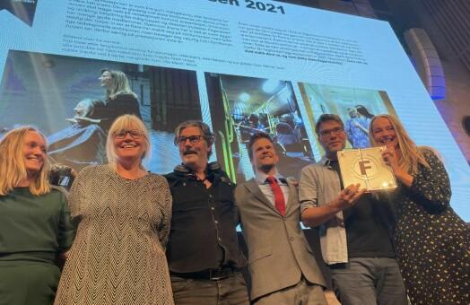 Fagbladet vant Fagpresseprisen
