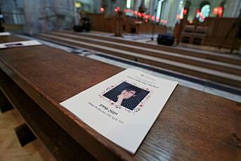 To menn siktet for drap på nordirsk journalist