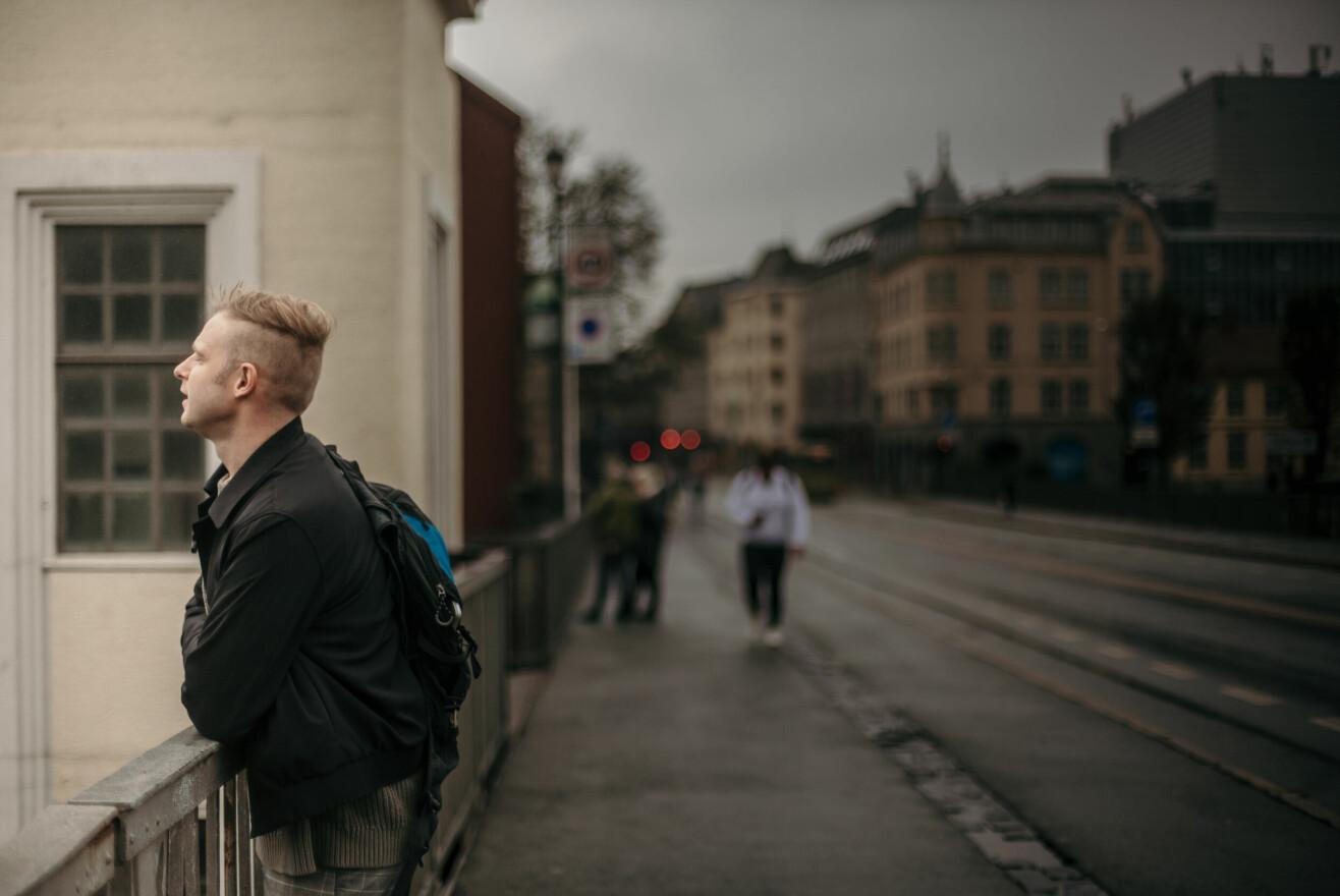 – Terskelen for at noe veldig mange er opptatt av skal få nasjonal oppmerksomhet, er veldig mye høyere når man begir seg utenfor Oslo, sier redaktør i Trønderdebatt Snorre Valen.