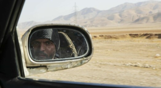 Anders Hammer tilbake fra Afghanistan: – Jeg har fått kjørt meg