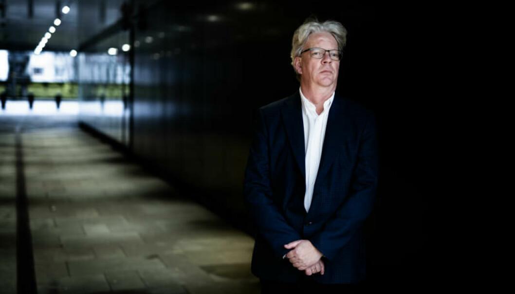 Leder Tron Strand i Pressens Offentlighetsutvalg.
