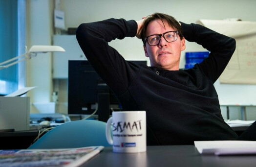 Stig Jakobsen overtar som ansvarlig redaktør i Nidaros