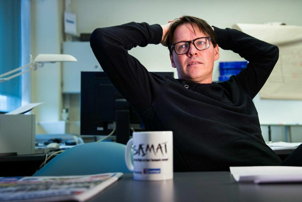 – Jeg har latt meg fascinere av Nidaros, og måten de har lyktes med å få fotfeste i et marked ingen trodde var mulig å penetrere, sier Stig Jakobsen.