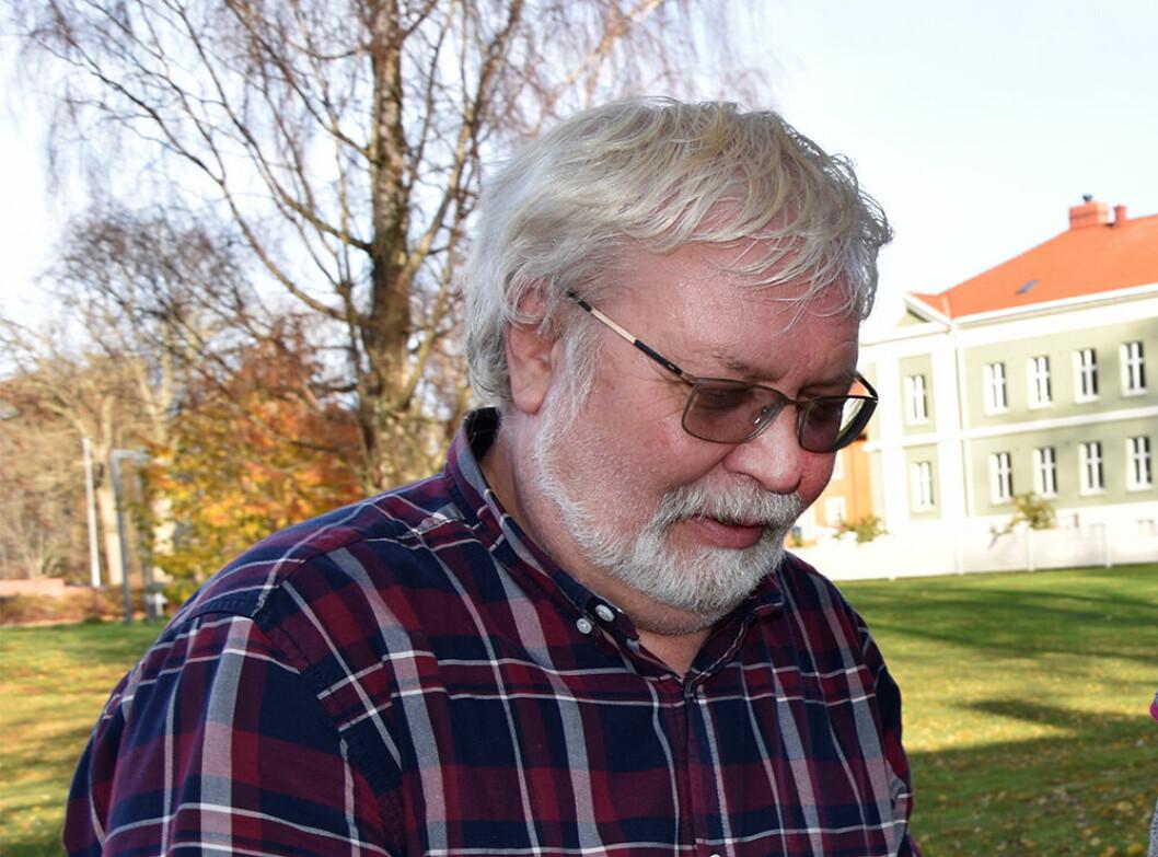 Knut G. Bjerva planlegger å lansere Drangedalsavisa.