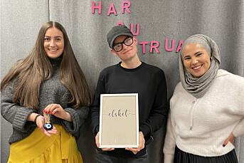 Skam-stjernen Iman Meskini blir programleder i Aftenposten