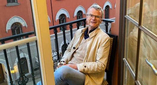 Lars Helle blir stabsredaktør i Dagbladet