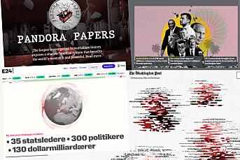 Pandora Papers: Skjulte formuer avdekket gjennom massiv lekkasje