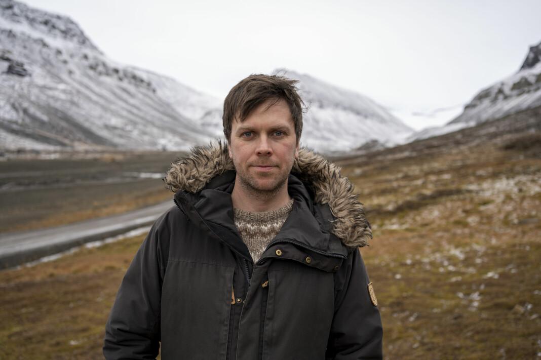 Barents Press Norge-leder Amund Trellevik ser fram mot konferanse i Kirkenes.