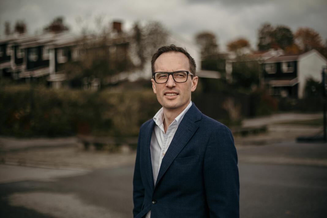 – Det er viktig å dokumentere den angivelige trusselen, sier stabssjef Morten Andersen i Aftenposten.