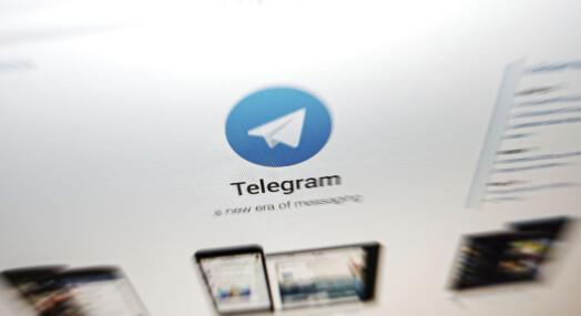 Telegram sier de fikk 70 millioner nye brukere etter Facebook-problemer