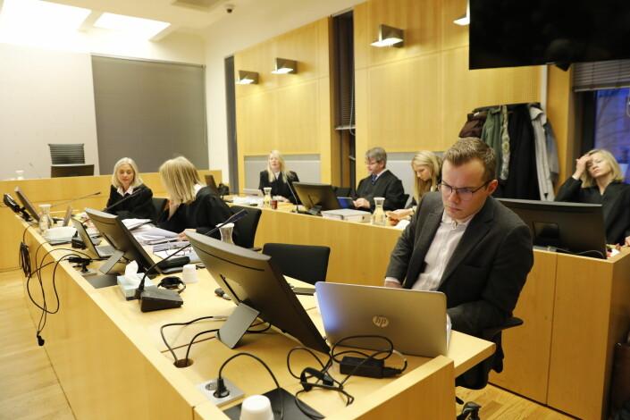 Gaute Drevdals ankesak opp for retten til uka