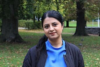 Hina Aslam har fått fast jobb i Dagsavisen Fremtiden