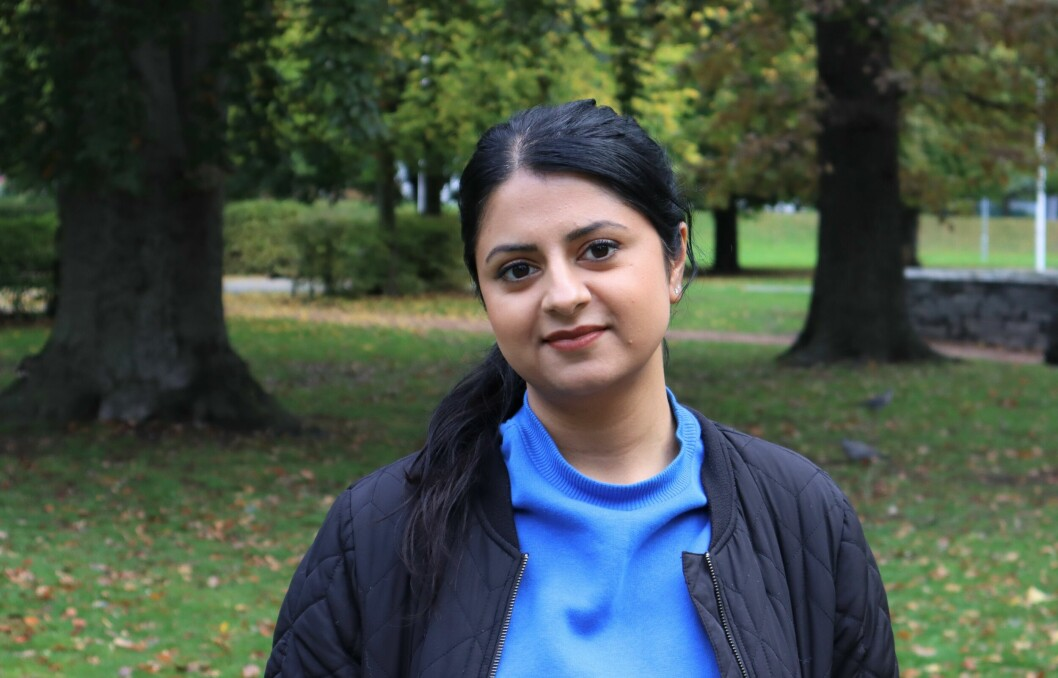 – Jeg er utrolig takknemlig for at jeg får fortsette å være en del av hele Dagsavisen-familien, sier Hina Aslam.
