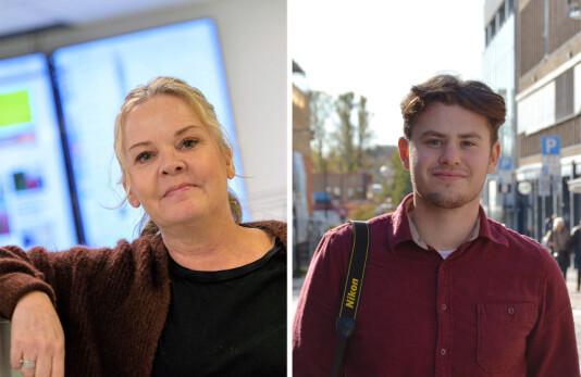 Felicia og Marcus til Svalbard: – Jeg kunne ikke vært mer glad om jeg vant i lotto