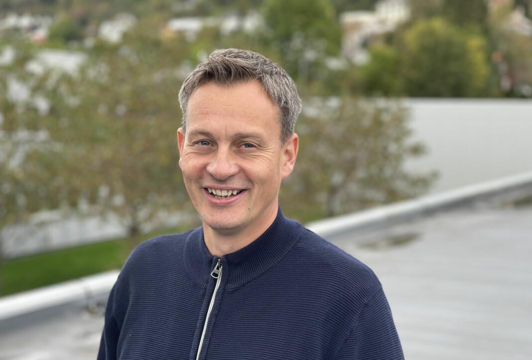 – Eg er takksam ovanfor styret som vil satse på meg som ansvarleg redaktør og dagleg leiar for det største mediehuset i Nordfjord, seier Håvar Fagerli.