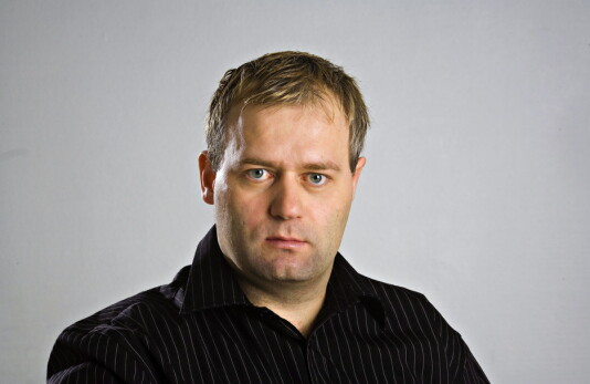 Roy Wahlstrøm er ny vaktsjef i Dagbladet