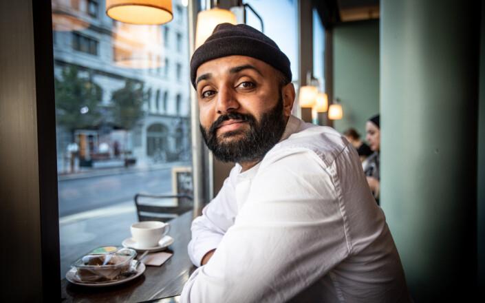 Slik vil Fawad Ashraf hjelpe Oslo-folk å komme til orde: – Hvordan vi tar imot folk har mye å si