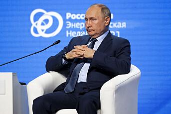 Putin: Nobels fredspris vil ikke skjerme Muratov