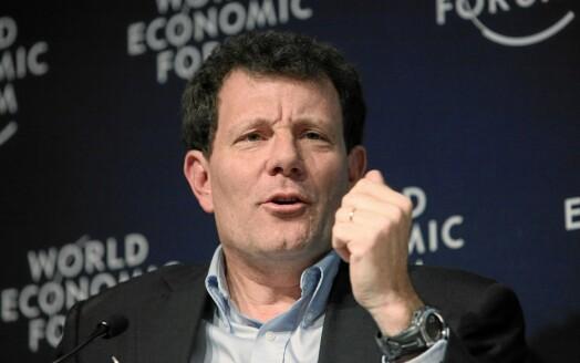 Nicholas Kristof forlater New York Times - satser på helt ny karriere