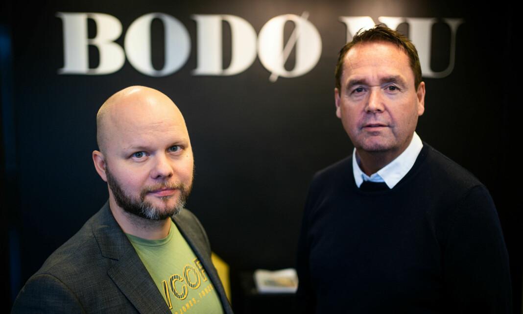 Bodø Nus pressestøtte-avslag gjort ugyldig