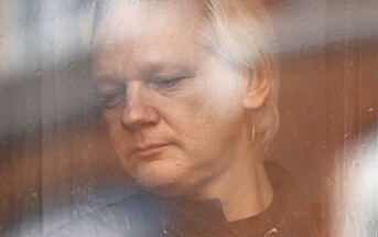 Årets fredspris burde ha tilfalt Julian Assange