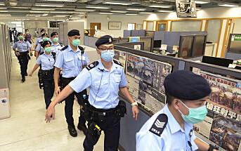 Amnesty: Ytringsfriheten truet av pandemien