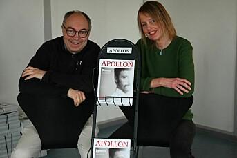 Apollon-journalister hedret som Årets hjernehelsejournalist