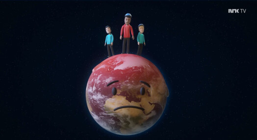54 klager på Newtons klimaserie: – En god del av dem kom før programmet var sendt