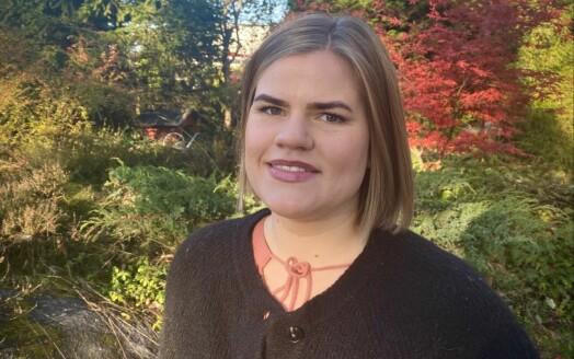 Eline Rildå Bjørge er NJ Østfolds nye leder