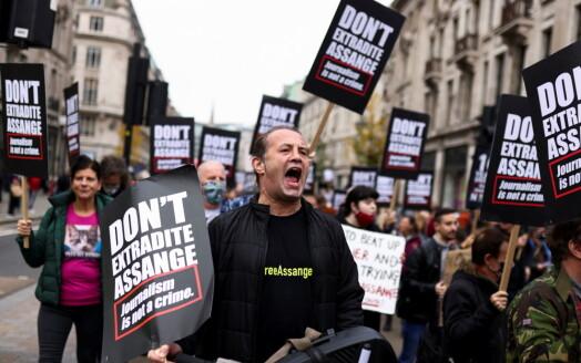 Ny runde i Assange-saken: – Må betraktes som en politisk fange