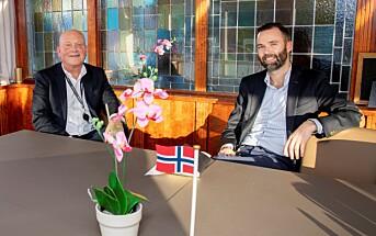 Hamar Media og Amedia inngår avtale om strategisk samarbeid